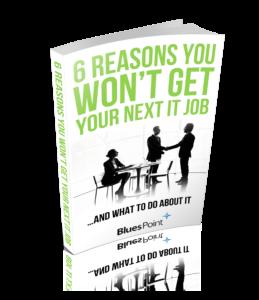 Blues Point report for IT jobseekers