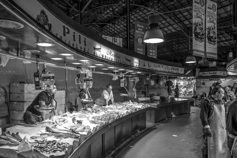 Is it possible to recruit top IT talent - in a fish market?
