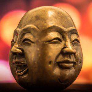 Buddha Ornament - Personality Assessments - Blues Point Ltd