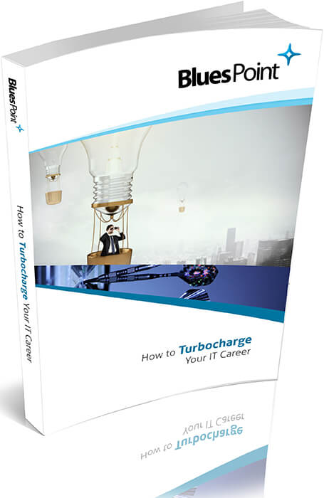 How To Turbocharge Your IT Career eBook Cover