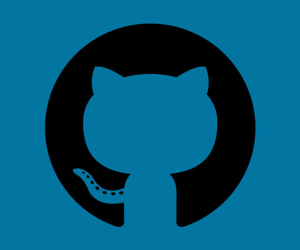 Github logo representing the Github and Stack Overflow element of our IT headhunting services